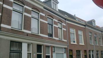 Hartje Haarlem benedenwoning met tuin