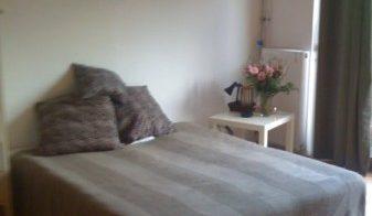 Ruime nette kamer in het centrum van Haarlem met terras