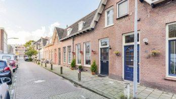 Tijdelijk te huur gem. Tussenwoning 70m2 in Haarlem noord