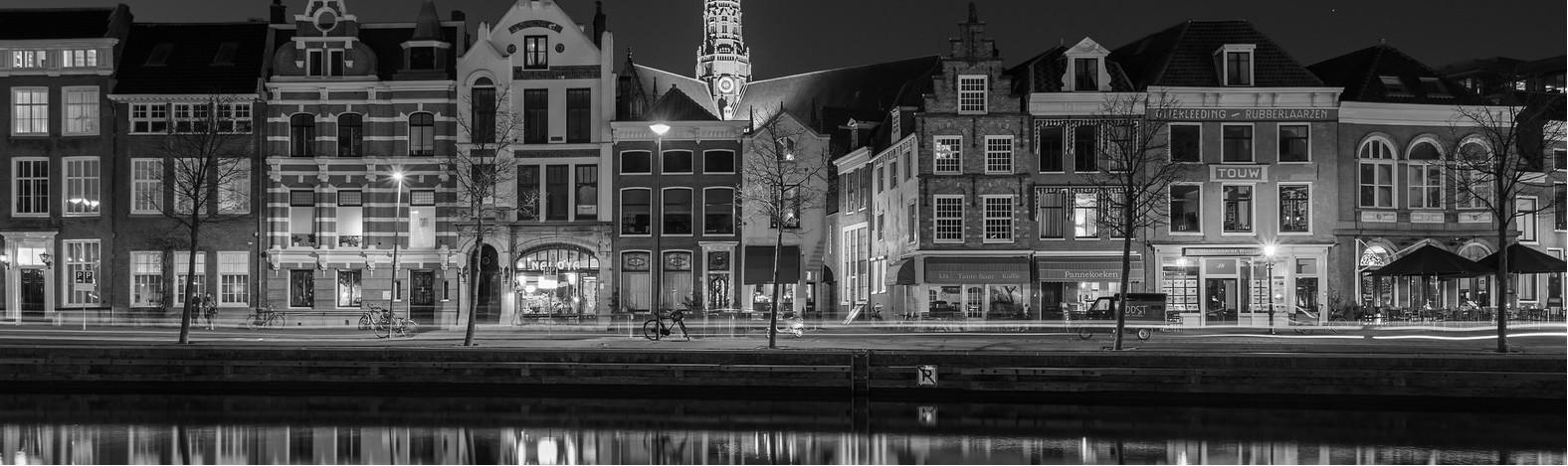 Straat van Haarlem