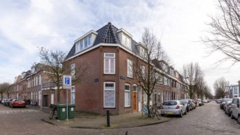 Spaansevaartstraat, Haarlem