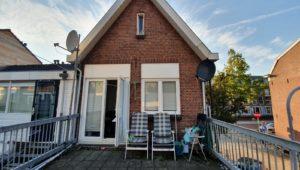 Hartje Haarlem 2 kamer hoekwoning met terras
