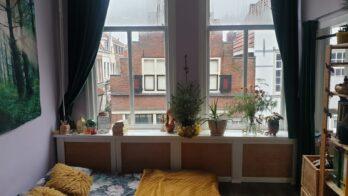 Te huur: studio in Haarlem
