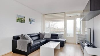 Te huur: 4 kamer appartement in Haarlem