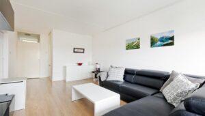 Te huur: 4 kamer appartement te Haarlem